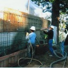 Koretz Shotcrete Wall 2