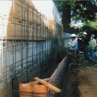 Koretz Shotcrete Wall 2b